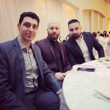 DJ Eddie, Alen Elias, Iden Marko