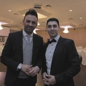 DJ Eddie & Waad Kakos Christmas Party