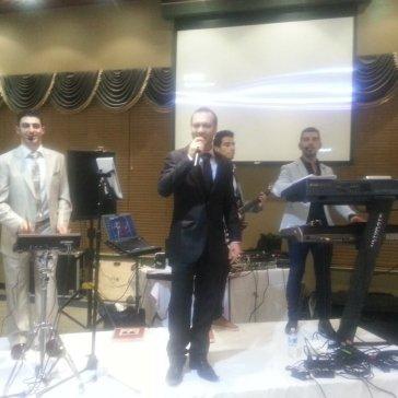 Alen Elias, Eddie, Sargon, & Edmon