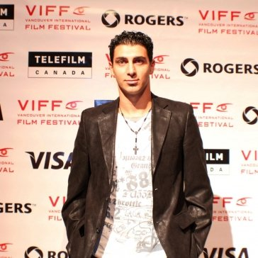 Eddie at Vancouver International Film Festival