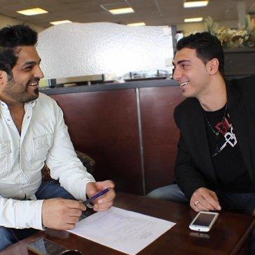 DJ Eddie & Hussam AlRassam in Detroit, USA