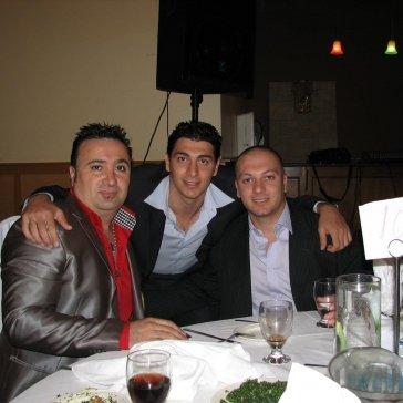 Tony Gabriel, DJ Eddie, Alen Elias