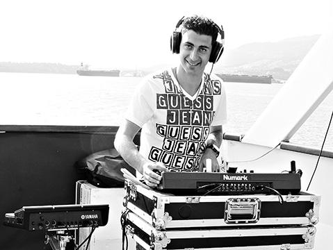 DJ Eddie - Boat Cruise