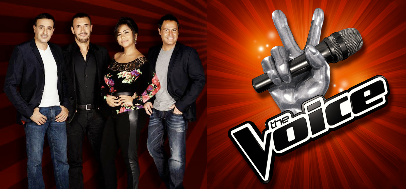 The Voice برنامج احلى صوت