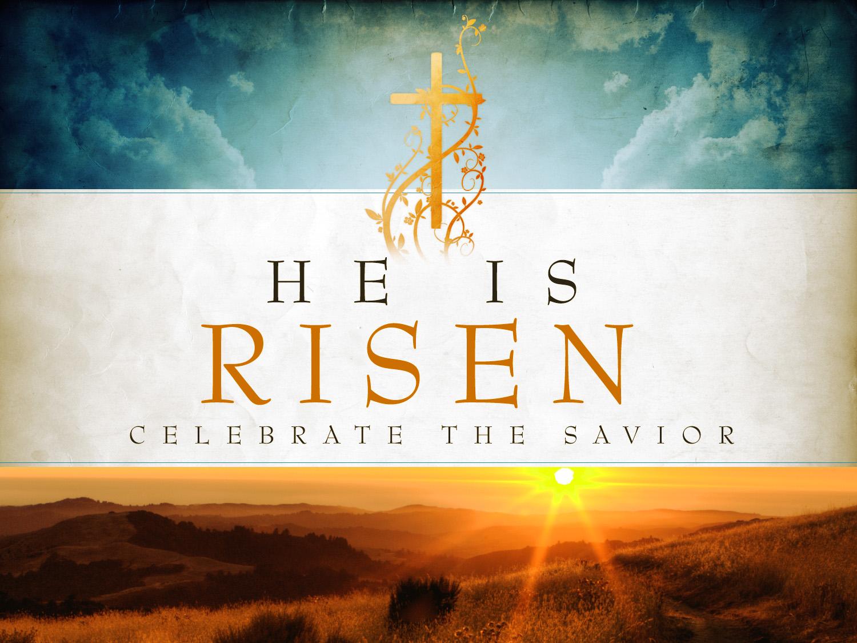 Jesus has Risen - Happy Easter كل عام و انتم بألف خير و عيد قيامة مبارك