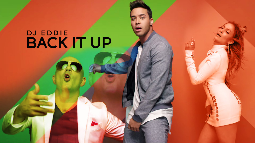 Prince Royce ft. Jennifer Lopez, Pitbull - Back It Up