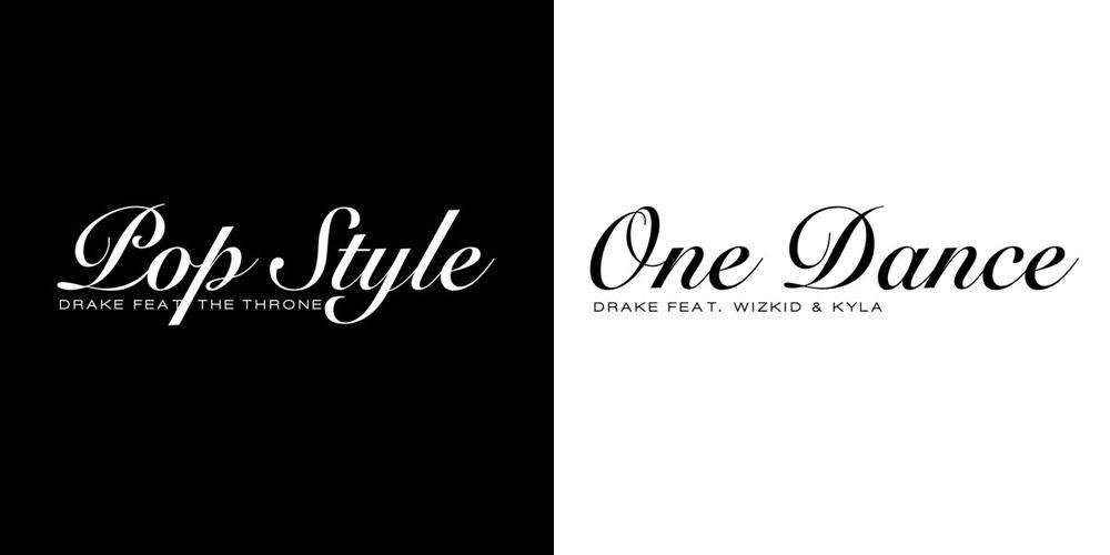 Drake – One Dance & Pop Style