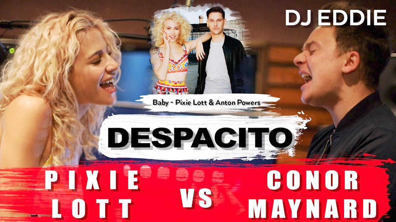 Conor Maynard vs Pixie Lott