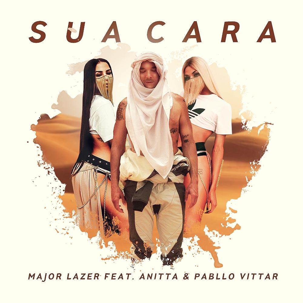 Major Lazer - Sua Cara (feat. Anitta & Pabllo Vitta