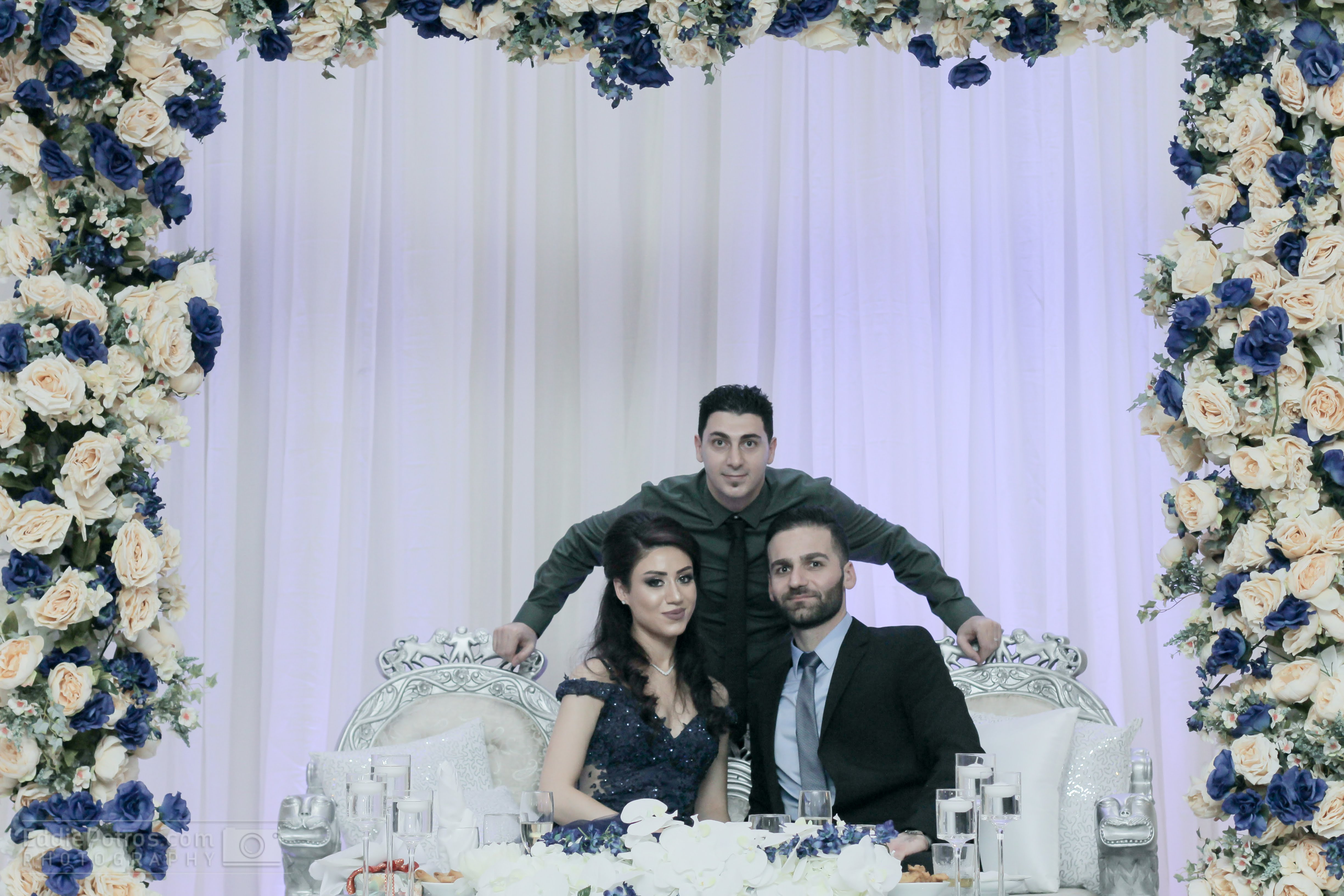 Congratulations Fadi & Noor on your Engagement