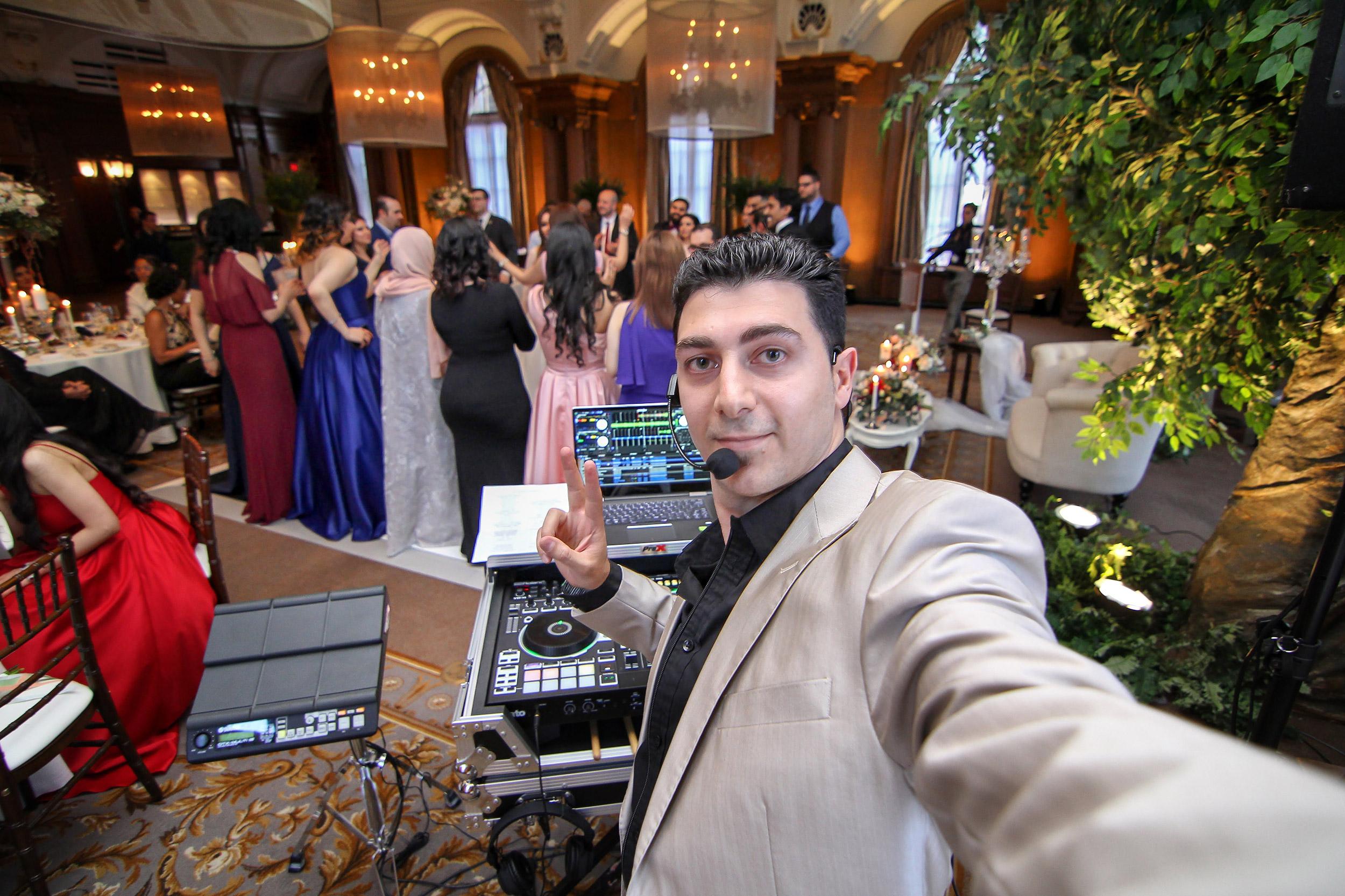 Vancouver DJ Eddie