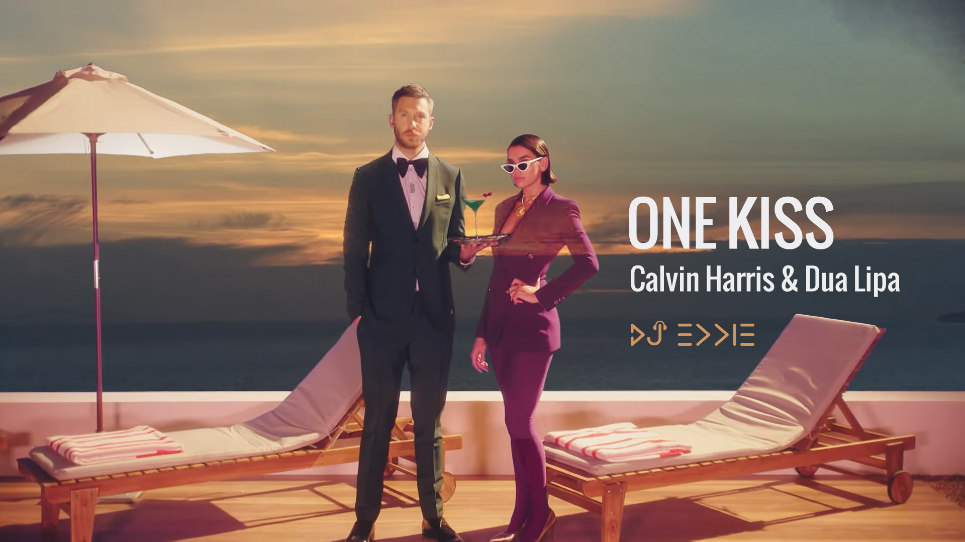Calvin Harris, Dua Lipa - One Kiss