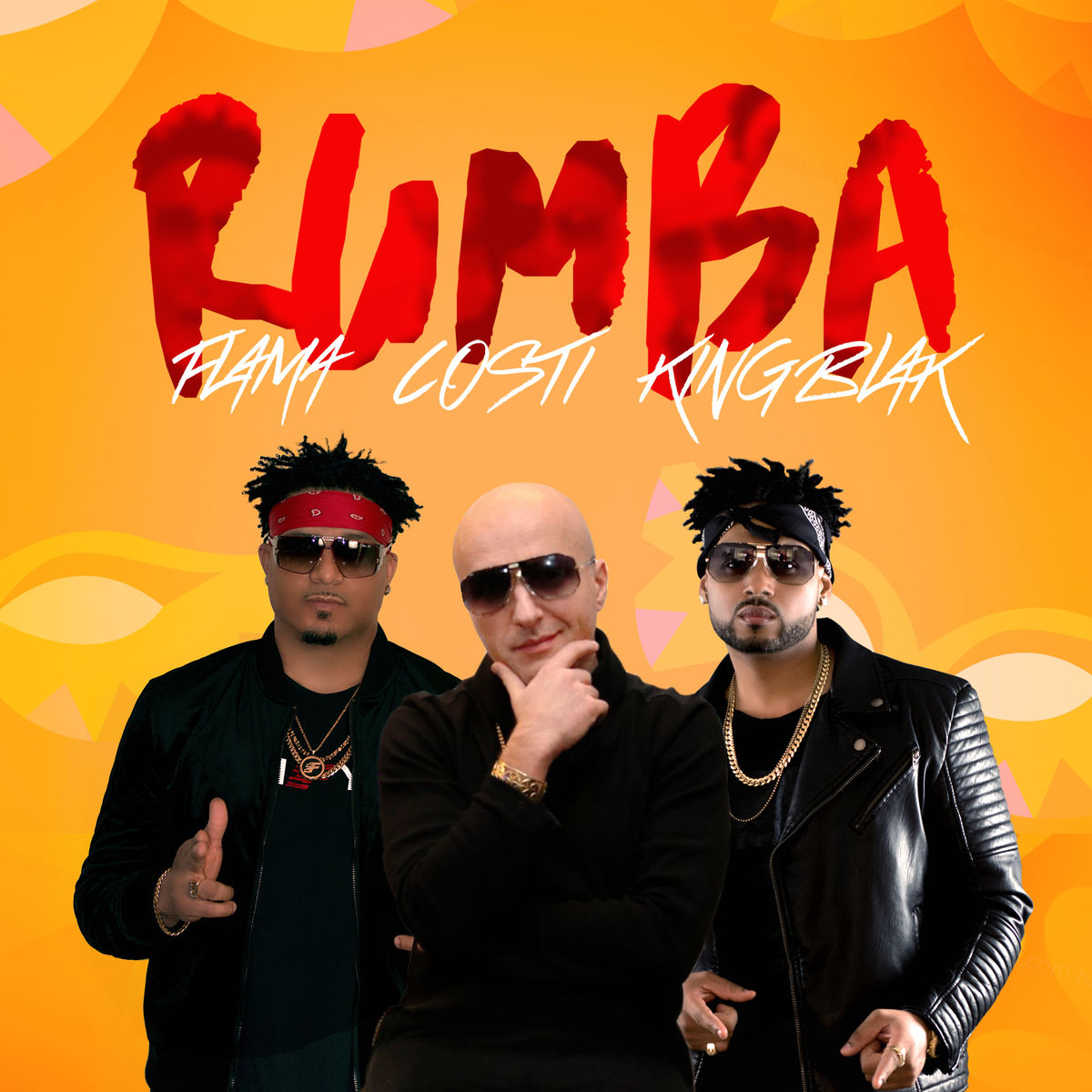COSTI x FLAMA x KING BLAK – RUMBA