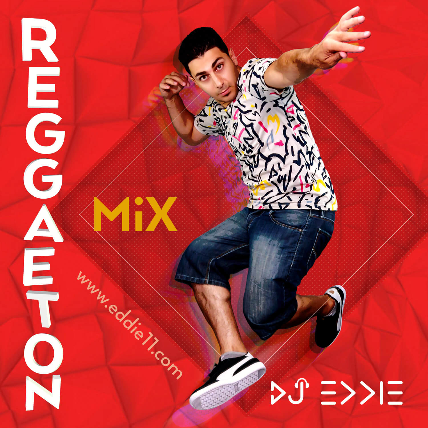 DJ Eddie Reggaeton Mix Best Latino Hit Music & Hottest Spanish Songs