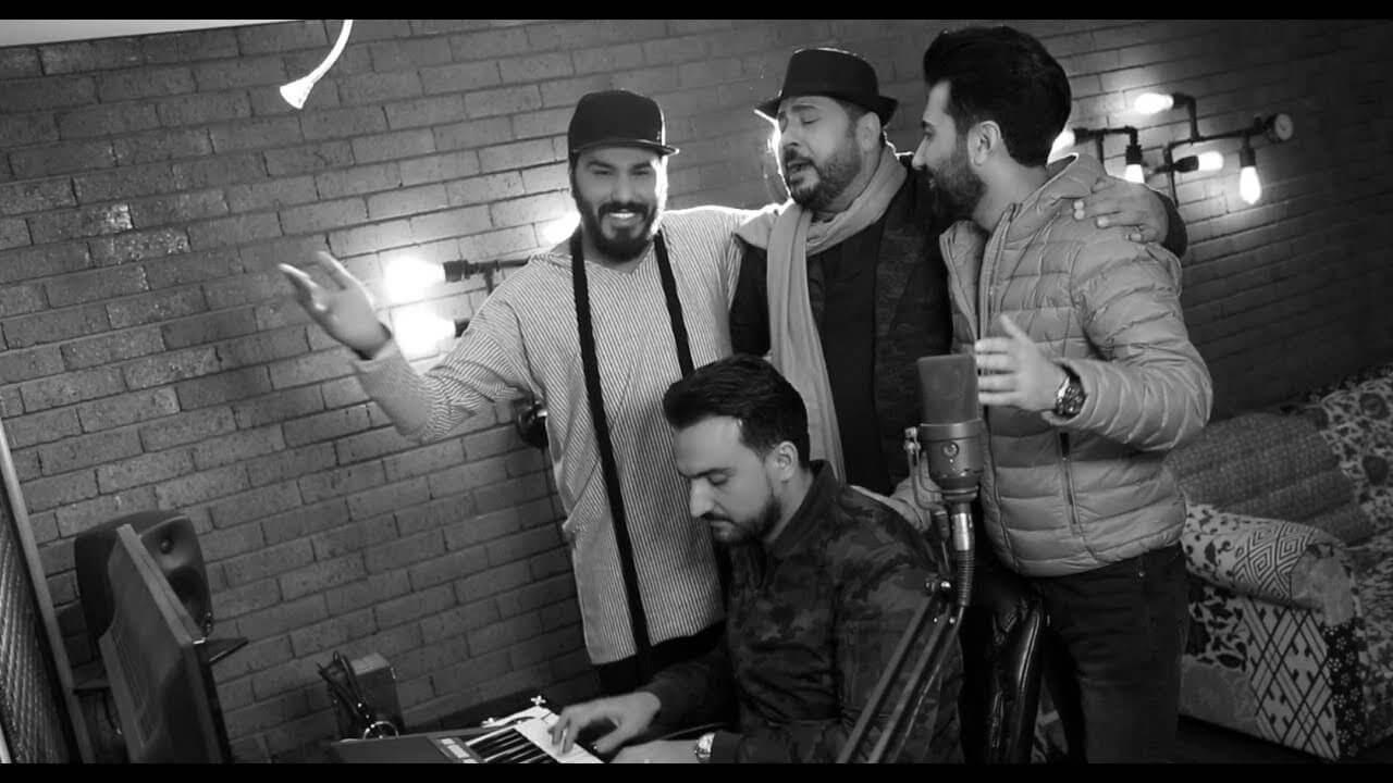 اسماعيل الفروجي ونور الزين وعلي بدر - حبك Ismail Farougi, Noor AlZain, & Ali Badr - Hobbak