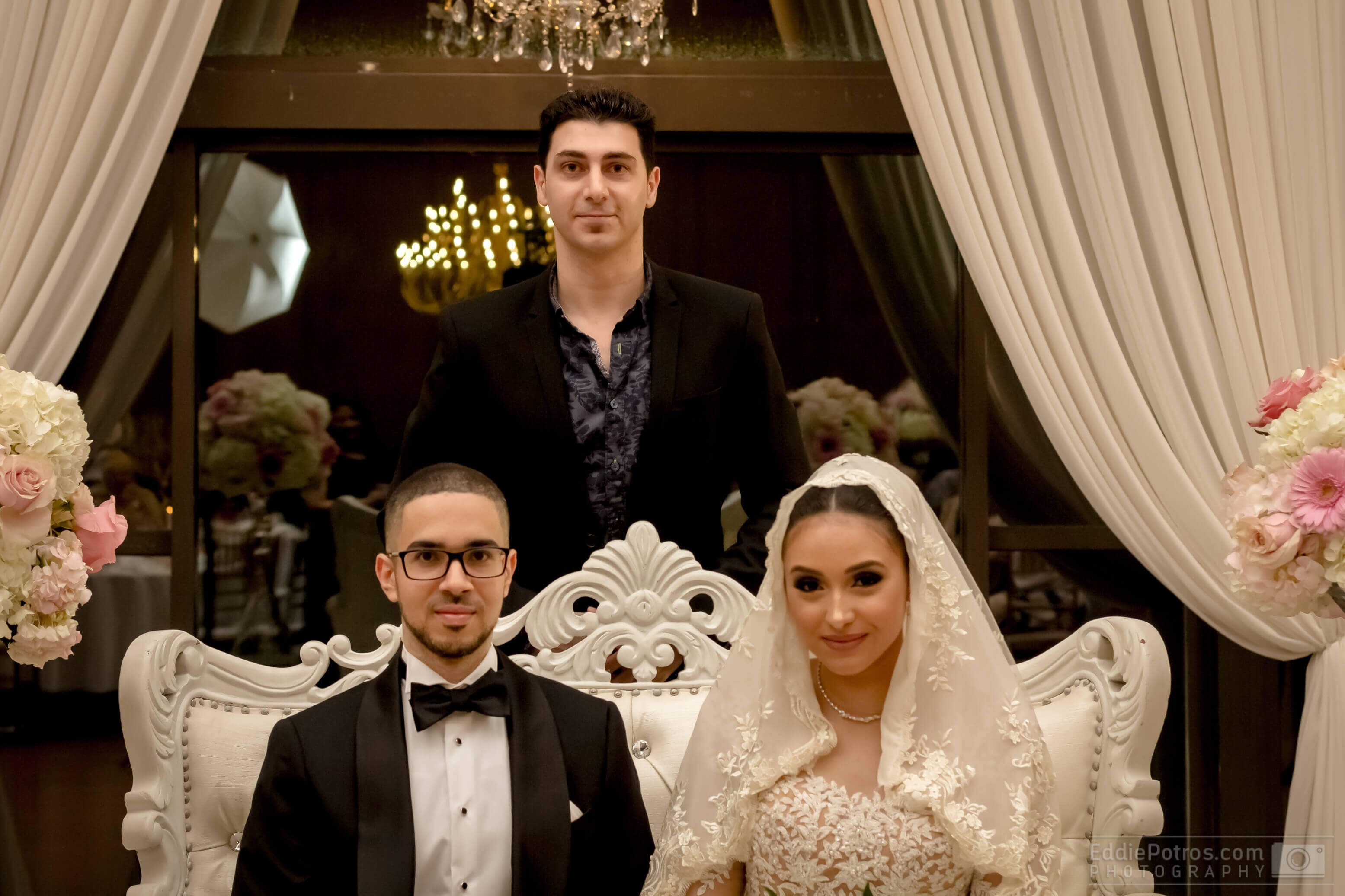 Congratulations Amr & Alya on your Wedding