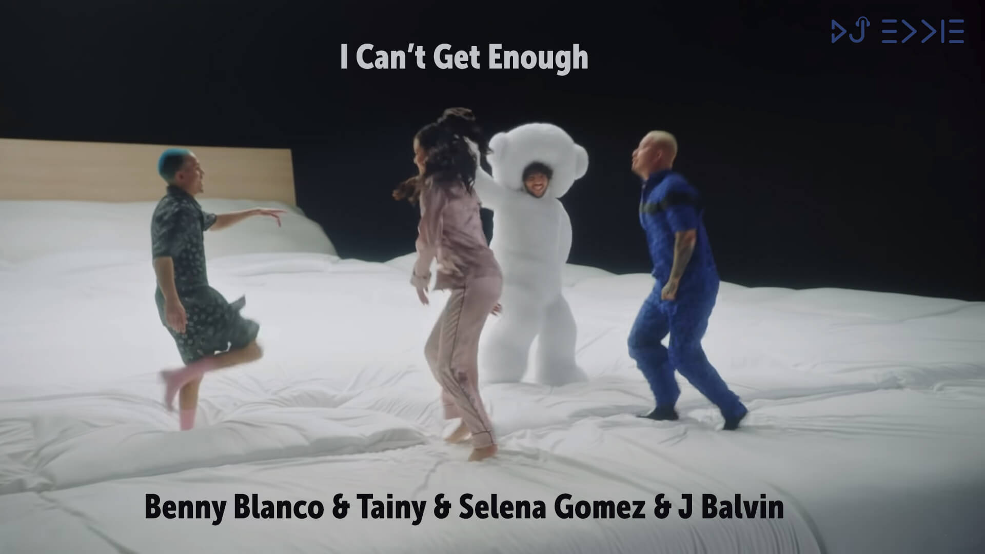 Benny Blanco & Tainy & Selena Gomez & J Balvin - I Can't Get Enough