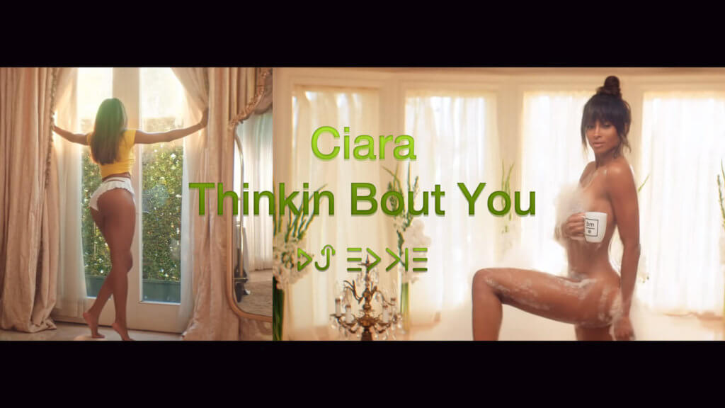 Ciara - Thinkin Bout You