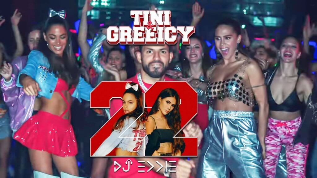 TINI, Greeicy - 22