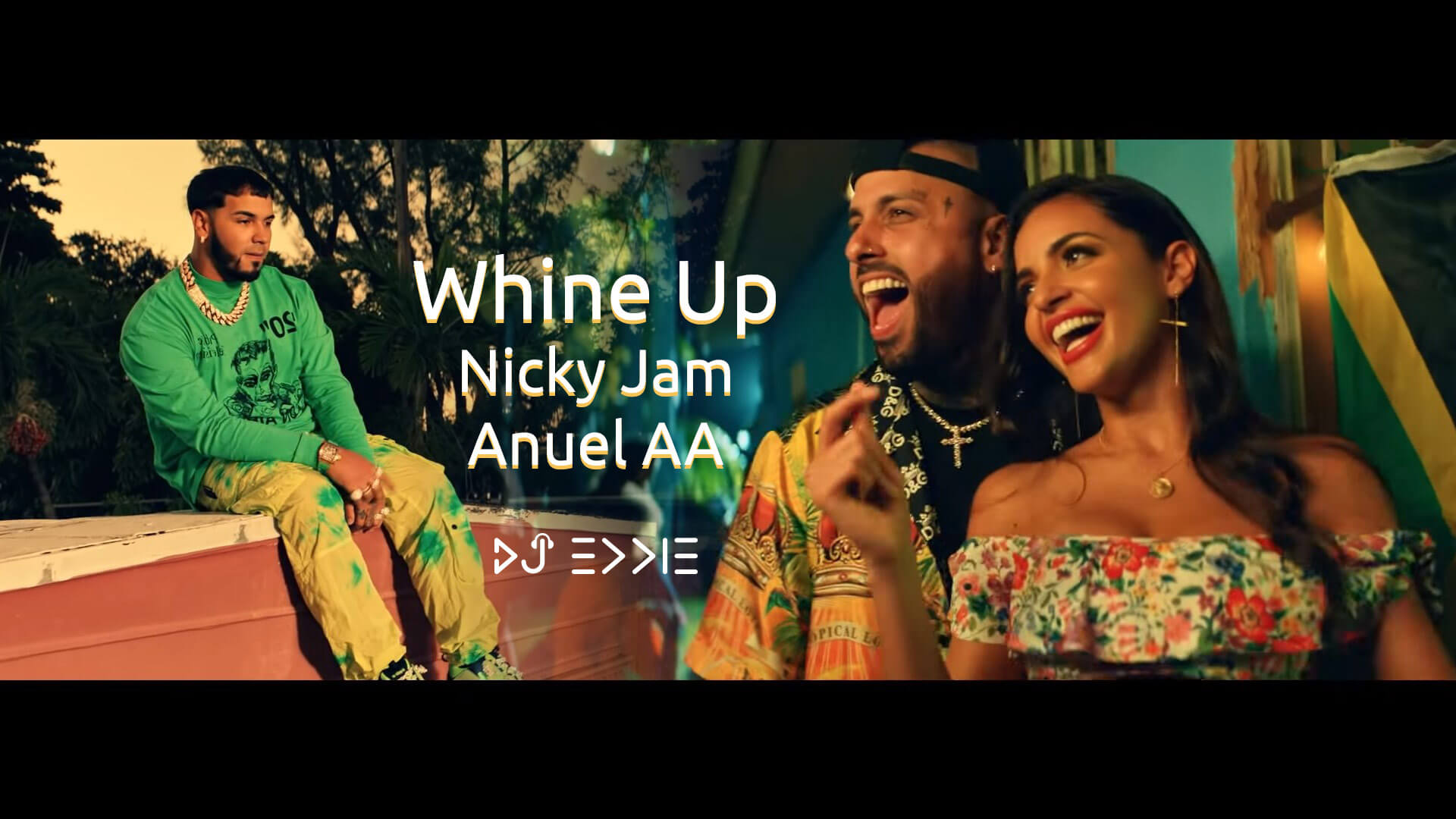 Whine Up - Nicky Jam x Anuel AA