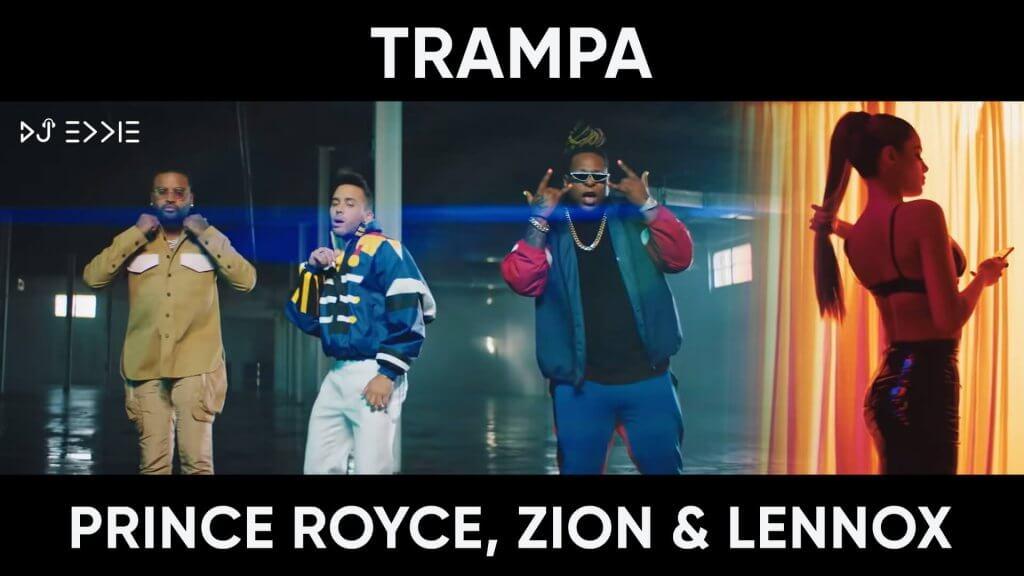 Prince Royce, Zion & Lennox - Trampa