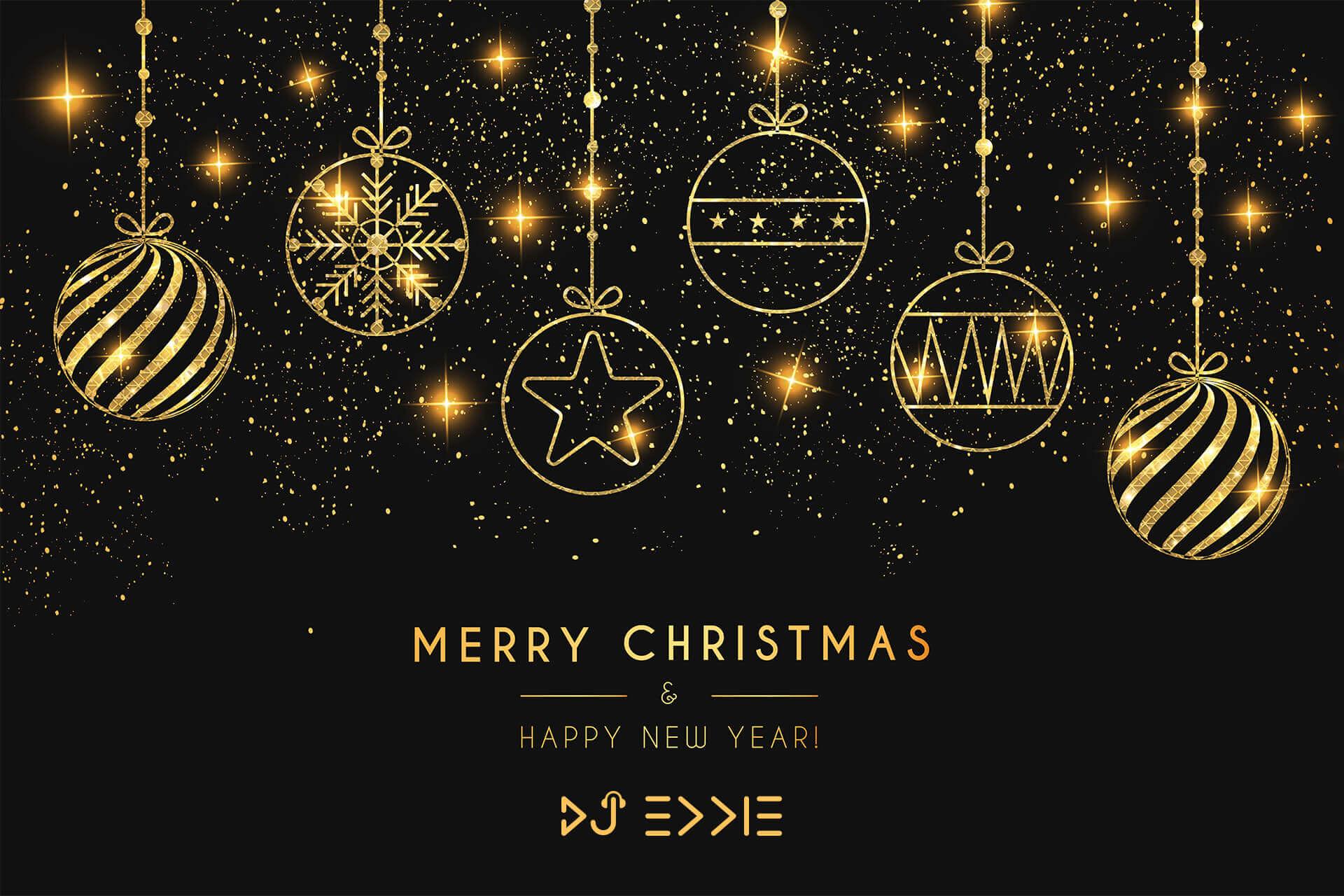 اجمل اغاني عيد الميلاد المجيد (كرسمس) Best Christmas Songs Playlist by DJ Eddie