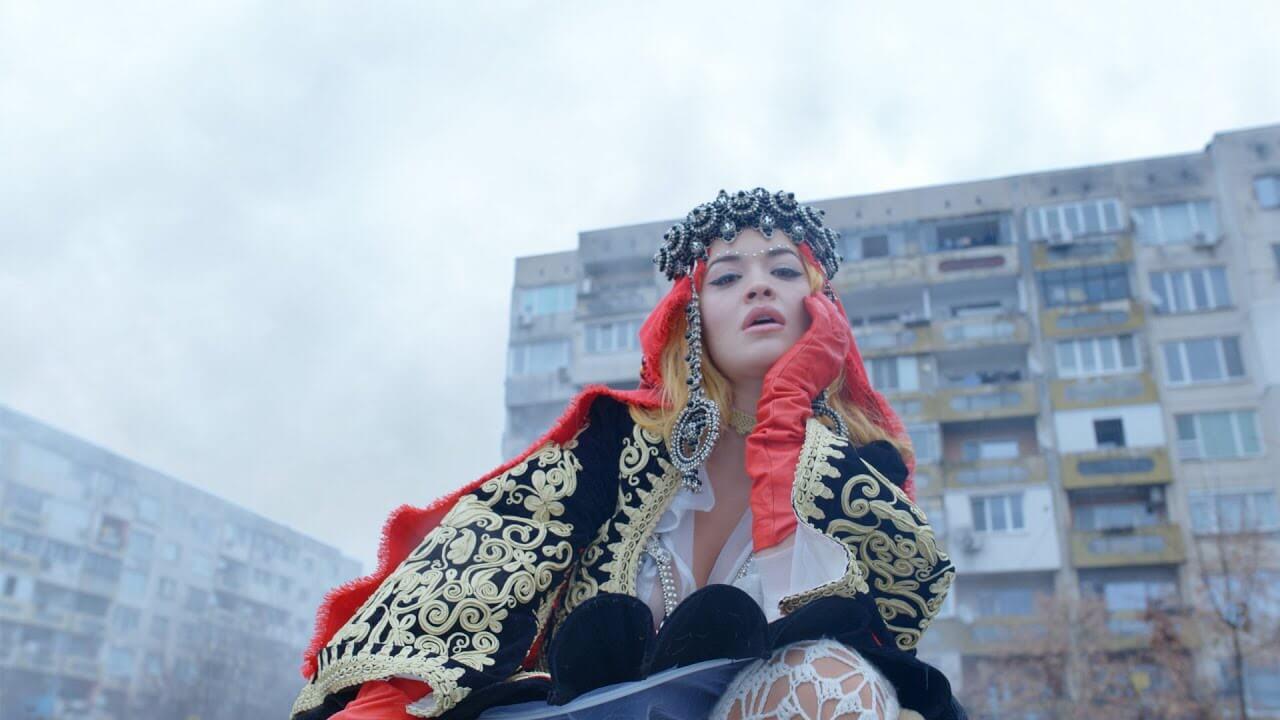 Rita Ora, David Guetta, Imanbek ft. Gunna – Big