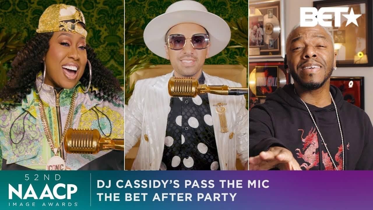 DJ Cassidy's Pass the Mic 1