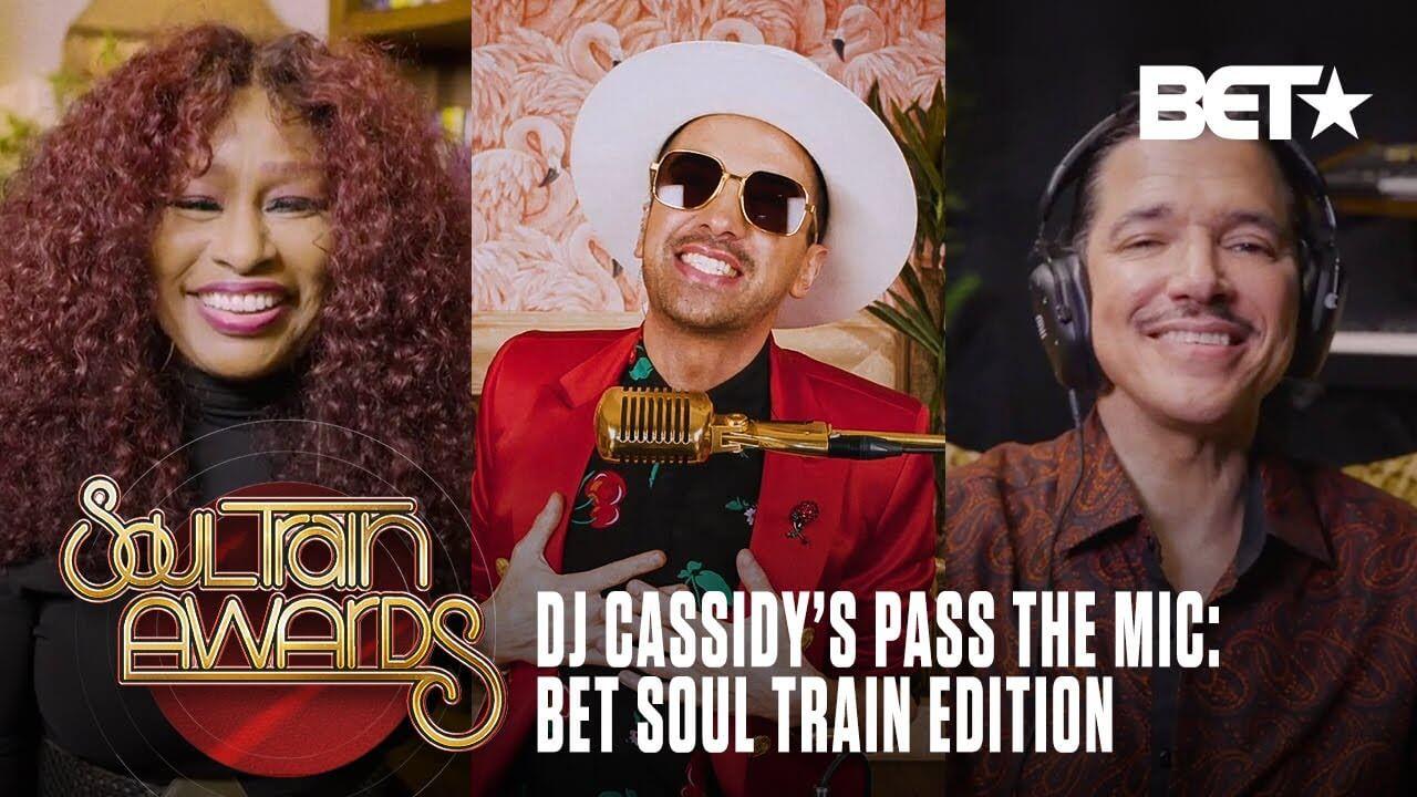 DJ Cassidy's Pass the Mic 2